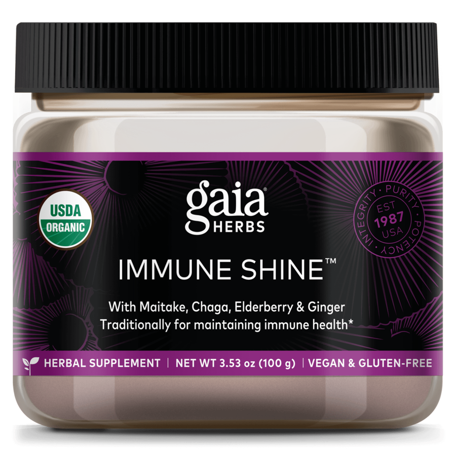 herbal immune support
