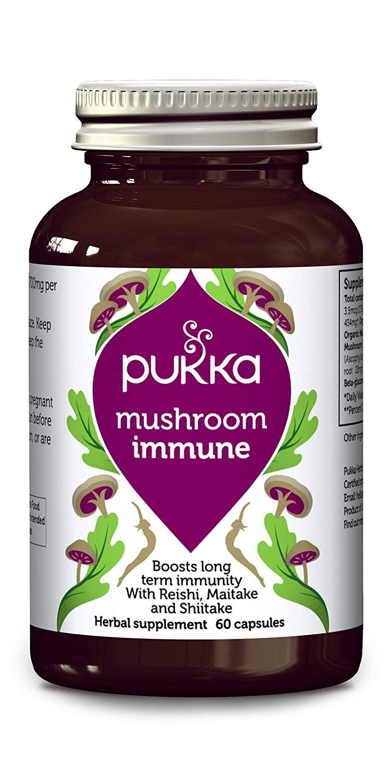Pukka Mushroom Immune